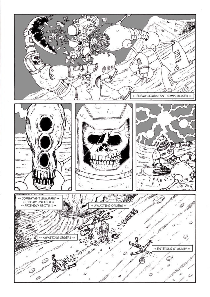 The Dead War: Page 4