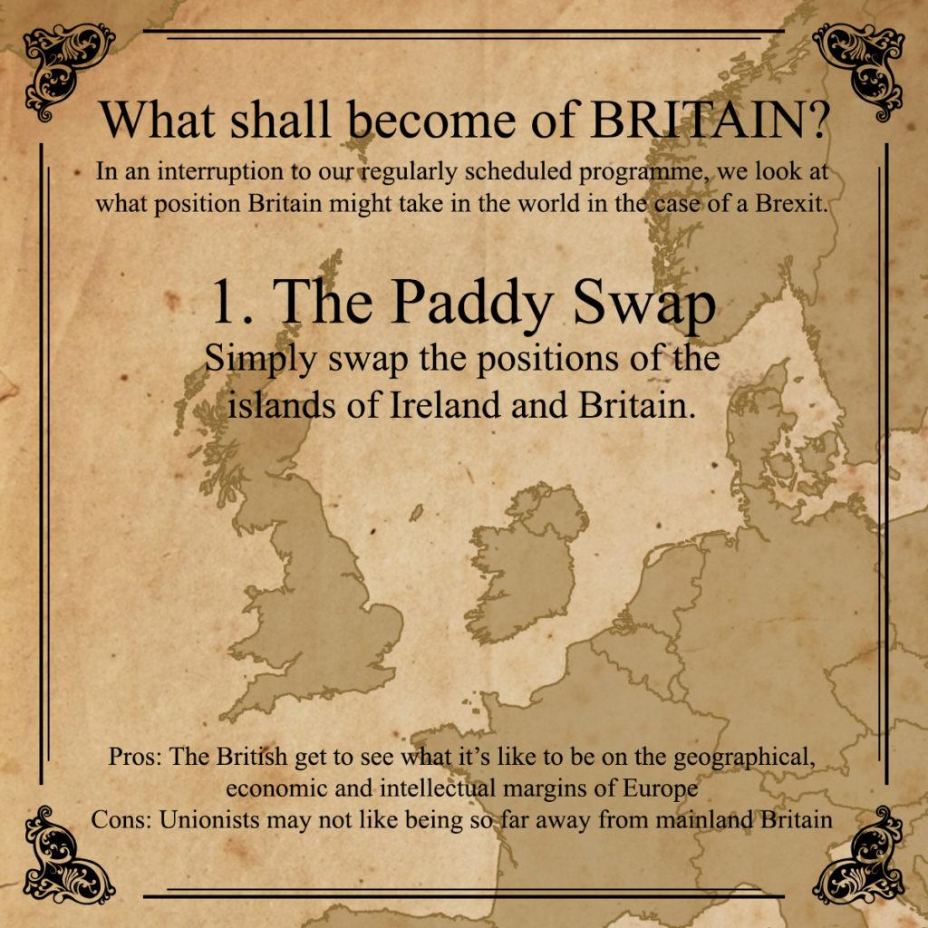 The Paddy Swap