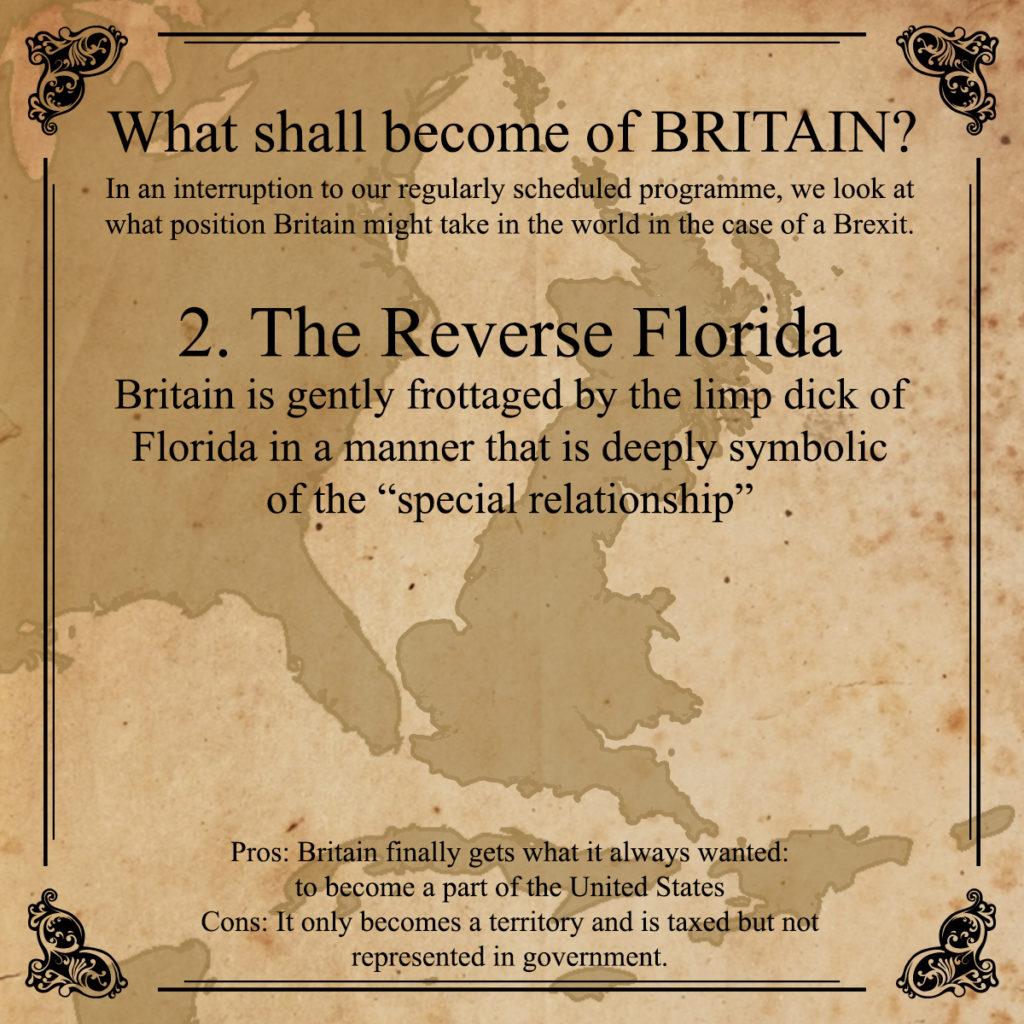 The Reverse Florida