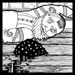 Hipster Barista V. Vampire Goop 1