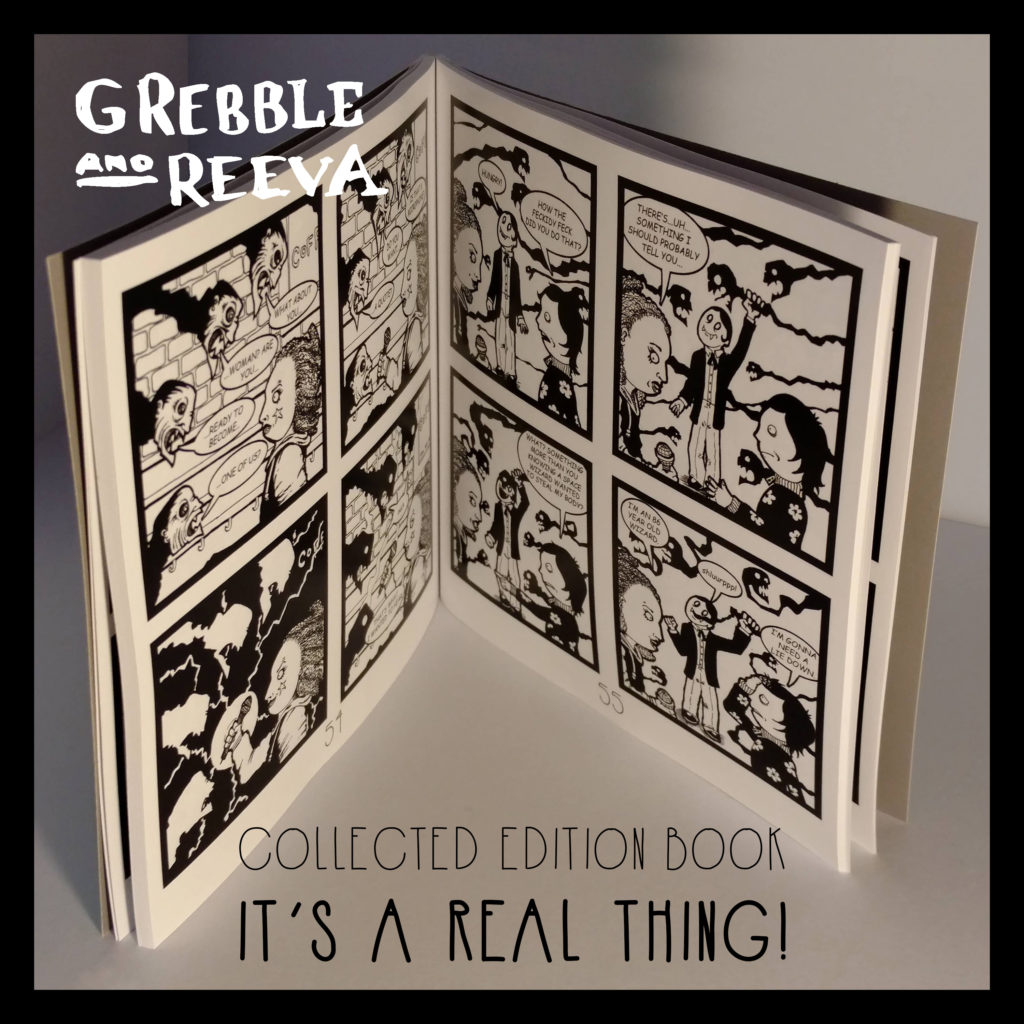 Grebble and Reeva Book 3